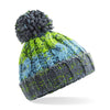 Beechfield Children's Grey Beanie