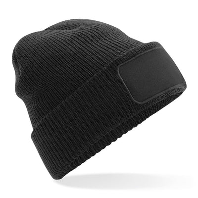 Beechfield Thinsulate Black Beanie Hat B440
