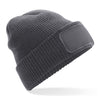 Beechfield Thinsulate Charcoal Beanie Hat B440