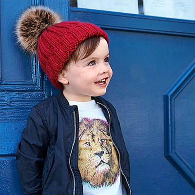 Beechfield Toddlers Beanie Hat