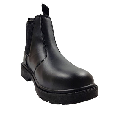 Blackrock SF12B Black Dealer Safety Boot Front