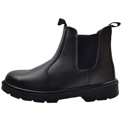 Blackrock SF12B Black Dealer Safety Boot Side