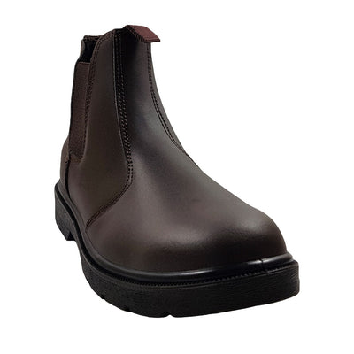 Blackrock SF12C Brown Dealer Boots Front