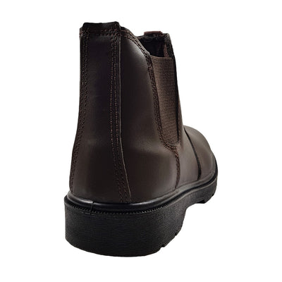 Blackrock SF12C Brown Dealer Boots Rear