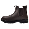 Blackrock SF12C Brown Dealer Boots Side