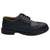 Blackrock Brogue Black Leather Safety Shoes
