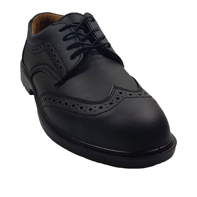 Blackrock SF31 Safety Shoes Brogues Front View