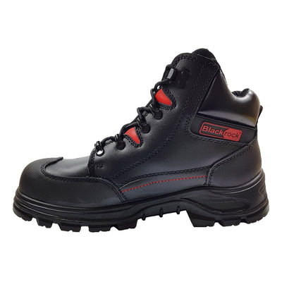 Blackrock SF42 Panther Safety Boots Side View