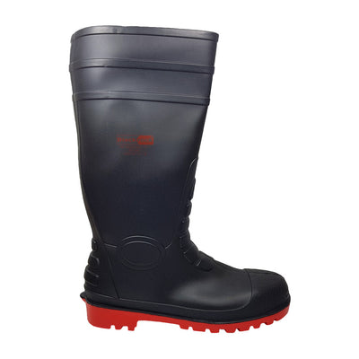 Blackrock SF73 Wellies Red Sole