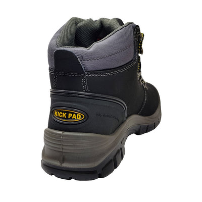 Blackrock SF79 Malvern Black Safety Boot Rear