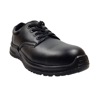 Blackrock SRC03B Safety Shoes Black Front