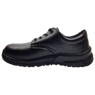 Blackrock SRC03B Safety Shoes Black Side
