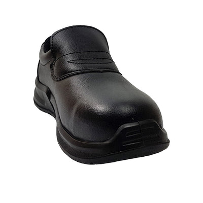 Blackrock SRC04B Black Slip On Safety SHoe Front