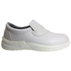 Blackrock SRC04 White Slip On Safety Shoes