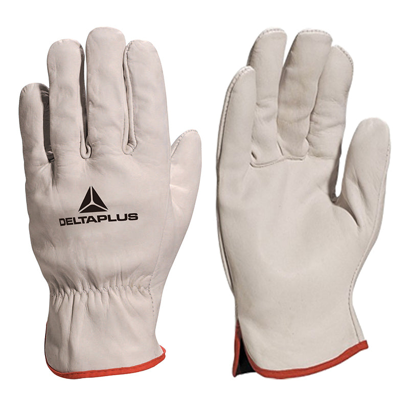 Delta Plus FBN49 Drivers Leather Safety Gloves