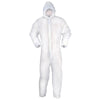 FFJ White Disposable Overalls