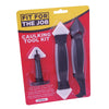 FFJ 3 Piece Caulk Tool Kit