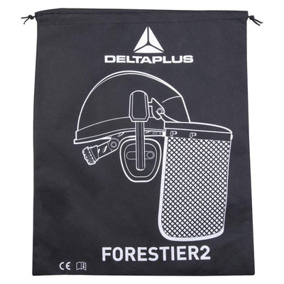 Delta Plus FORESTIER2 Complete Forestry Safety Hat