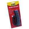 FFJ Overgrip Wire Brush Comfort Grip