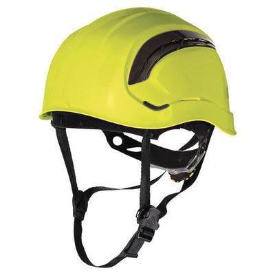 Delta Plus Granite Wind Vented Mountain Safety Helmet Yellow