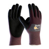 ATG MaxiDry 56-425 Gloves Nitrile Foam 3/4 Dipped Lightweight Grip