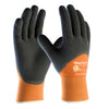 ATG MaxiTherm 30-202 Latex Foam Cold Protect 3/4 Dipped Gloves