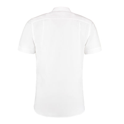 Kustom Kit KK115 Men's Premium Non-Iron Short Sleeve Shirt