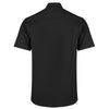 Kustom Kit KK187 Men's Short Sleeve Tailored Fit Premium Oxford Shirt