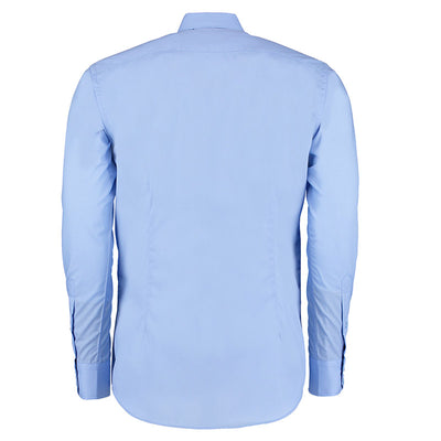 Kustom Kit KK192 Men's Slim Fit Long Sleeve Business Shirt