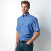 Kustom Kit KK350  Men's Workwear Short Sleeve Oxford Shirt
