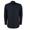 Kustom Kit KK351 Men's Workwear Long Sleeve Oxford Shirt French Navy