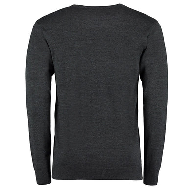 Kustom Kit KK352 Men's Arundel Long Sleeve V-Neck Sweater