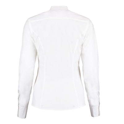 Kustom Kit KK388  Ladies' City Long Sleeve Business Shirt