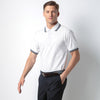 Kustom Kit KK409 Men's Tipped Piqué Polo