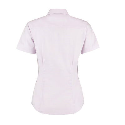 Kustom Kit KK701 Ladies' Corporate Short Sleeve Oxford Shirt