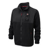 Lee Cooper Polar Fleece Jacket in Black