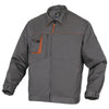 Delta Plus M2VE2 Lightweight Jacket Grey / Orange