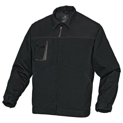 Delta Plus M2VE2 Lightweight Jacket Black / Grey