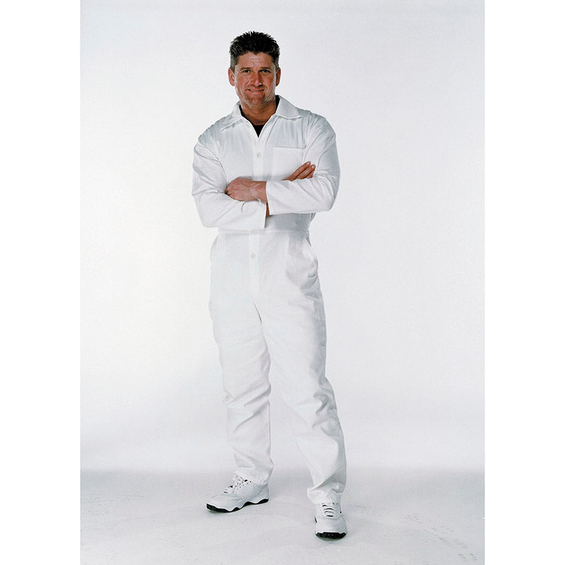 FFJ Painters & Decorators Cotton Boilersuit Overalls