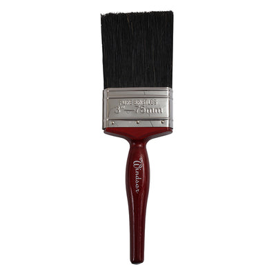 ProDec Windsor Pure Bristle Paint Brush 3""