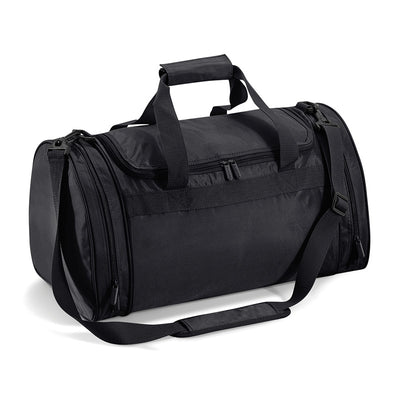 Quadra Sports Holdall Black