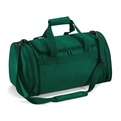 Quadra Sports Holdall Bottle Green