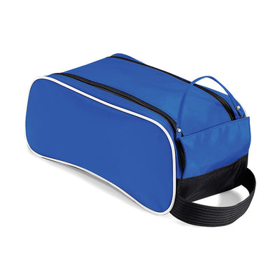 Quadra Teamwear Shoe Bag Bright Royal / Black / White