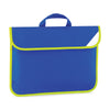 Quadra Enhanced-Viz Book Bag Bright Royal