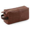 Quadra NuHide Washbag Tan