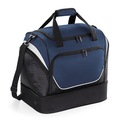 Quadra Pro Team Hardbase Holdall French Navy / Black / White