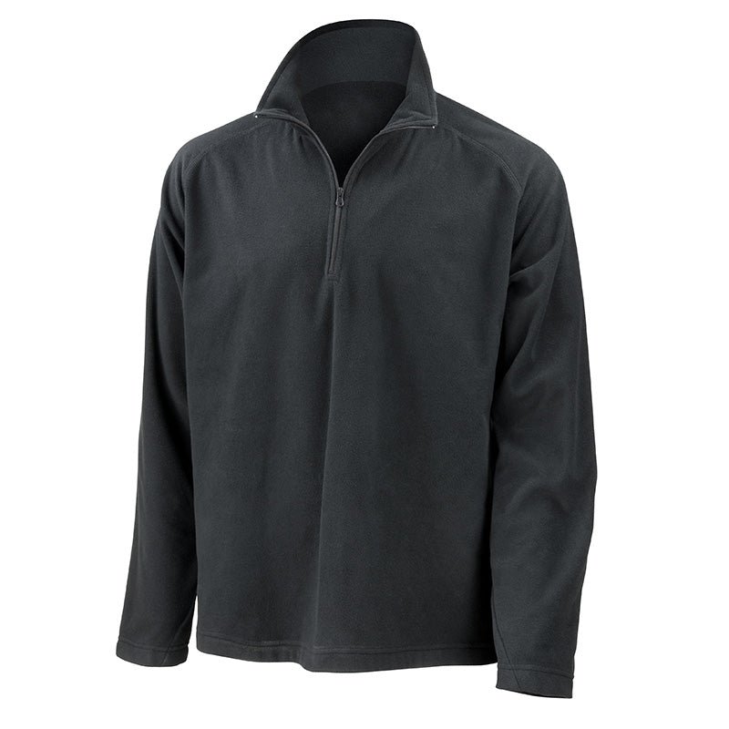 Result Core R112X Micron Mid Layer Microfleece Black / S