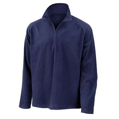 Result Core R112X Micron Mid Layer Microfleece Navy
