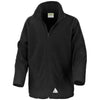 Result Core R114JY Children's Micron Fleece Jacket Black