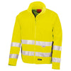 Result Safe-Guard Hi-Vis Tech Soft Shell Jacket Hi-Vis Yellow